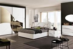 Arredamento camera da letto moderna piossasco orbassano cavour cumiana