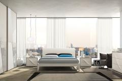 Arredamento camera da letto moderna pinerolo piossasco orbassano cavour